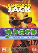 Kangaroo Jack / Kangaroo Jack - G'day U.S.A.! Double Pack (2 Disc Set) on DVD