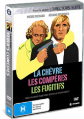 Veber's Comedies (3 Disc Set) on DVD
