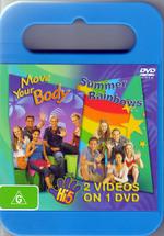 Hi-5 - Move Your Body/Summer Rainbows on DVD