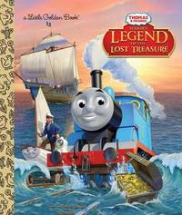 Sodor's Legend of the Lost Treasure (Thomas & Friends) by W. Awdry