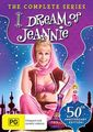 I Dream Of Jeanie - The 50th Anniversary Box Set on DVD