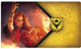 Game of Thrones LCG: The Red Woman Playmat
