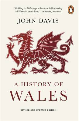 A History of Wales by John Davies image