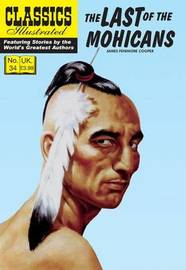 Last of the Mohicans by James , Fenimore Cooper