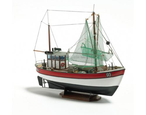 Billing Boats Rainbow Cutter 1/60 Model Kit image
