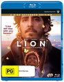 Lion on Blu-ray