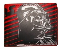 Star Wars: Darth Vader Red Stripe - Bi-Fold Wallet