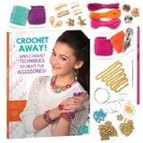 Style Me Up! - Crochet Away Activity Book
