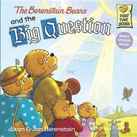 The Berenstain Bears and the Big Question by Stan Berenstain image
