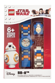 LEGO BB-8 Watch with Minifigure