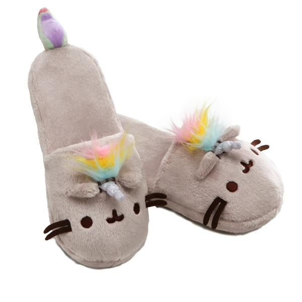 Pusheenicorn Slippers image