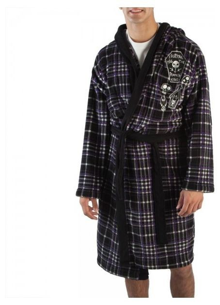 Tim Burton's The Nightmare Before Christmas Dressing Gown (L/XL) image