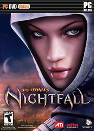 Guild Wars: Nightfall for PC Games image