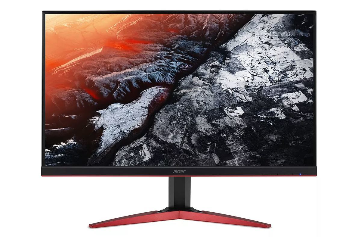 "24.5"" Acer FHD 240hz 1ms FreeSync Gaming Monitor image"
