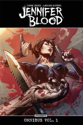Jennifer Blood Omnibus TPB by Garth Ennis