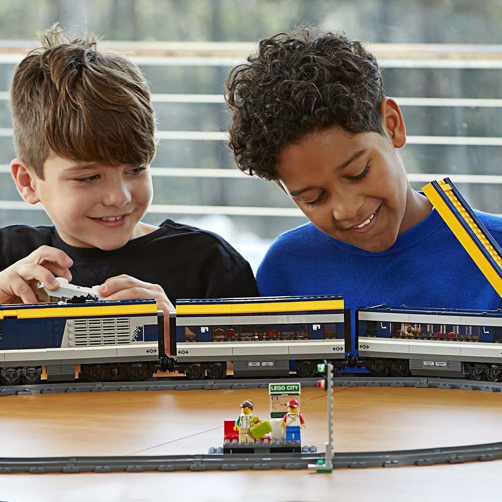 LEGO City: Passenger Train (60197) image