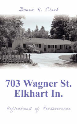 703 Wagner St. Elkhart In.: Reflections of Perseverence by Bonnie R. Clark image
