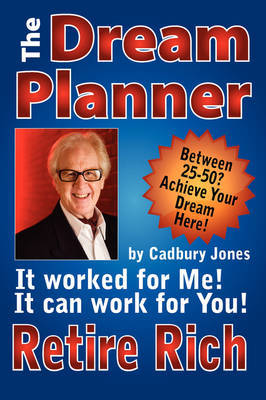 The Dream Planner by Cadbury Jones image
