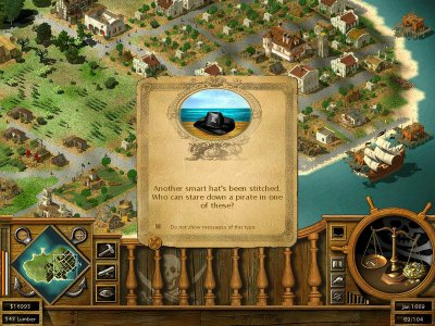 Tropico 2: Pirates Cove screenshot