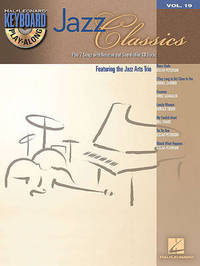 Jazz Classics: Keyboard Play-Along Volume 19