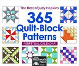 365 Quilt-block Patterns by Judy Hopkins