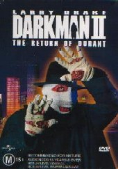 Darkman 2 on DVD