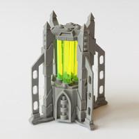 Secret Weapon Terrain: Gothic Power Generator