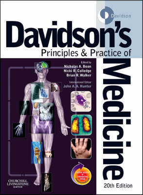 Davidson's Principles and Practice of Medicine by Brian R. Walker
