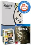 Fallout 4 Mighty Bundle for PS4