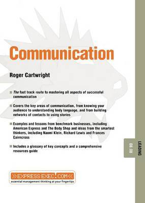 Communication by Roger Cartwright