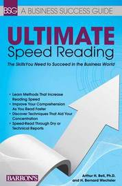Ultimate Speed Reading by Arthur H Bell
