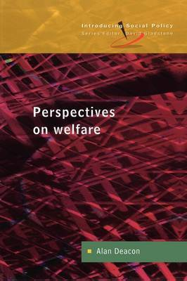 PERSPECTIVES ON WELFARE by Alan Deacon