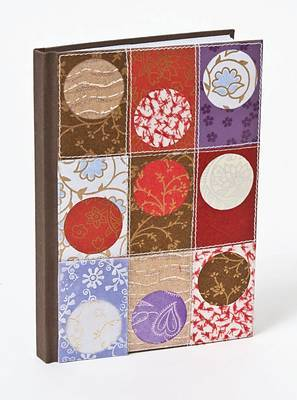 Quilt Journal Royal Bubbles 6x 9 by C&t Publishing image