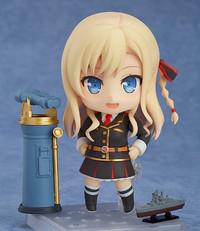 High School Fleet: Nendoroid Wilhelmina - Articulated Figure