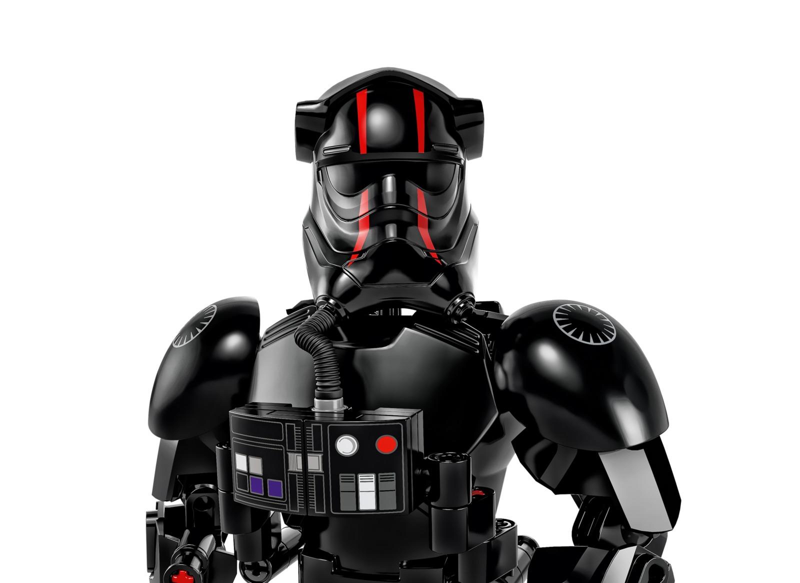 LEGO Star Wars - Elite TIE Fighter Pilot (75526) image
