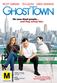 Ghost Town on DVD