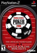World Series Of Poker 2008: Battle For The Bracelets for PlayStation 2