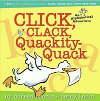 Click, Clack, Quackity-quack by Doreen Cronin