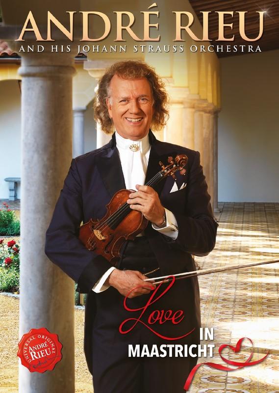 Love in Maastricht on DVD