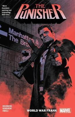The Punisher Vol. 1: World War Frank by Matt Rosenberg
