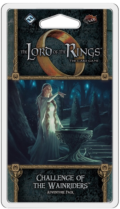 Lord of the Rings: LCG - Challenge of the Wainriders - Vengeance of Mordor Cycle