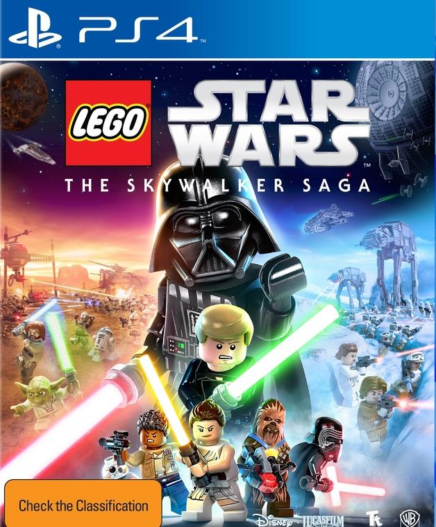 LEGO Star Wars: Skywalker Saga for PS4