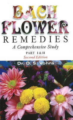 Bach Flower Remedies by D.S. Vohra image