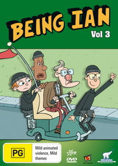 Being Ian - Vol. 3 on DVD