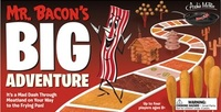 Mr. Bacon's Big Adventure Board Game