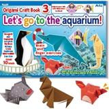 Artec Origami Craft Book 3 - Let's Go To The Aquarium!