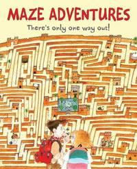Maze Adventures: 1 by Martin Nygaard