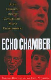 Echo Chamber by Kathleen Hall Jamieson image