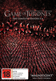 Game of Thrones - The Complete First, Second, Third & Fourth Season DVD