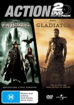 Van Helsing / Gladiator - Action 2 Movie Pack (2 Disc Set) on DVD